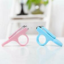 Quality Goods ! Portable Mini Baby Nail Clippers Safety Scissors Cutters Safety.