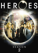 """HEROES"" SEASON 2 - DVD 2008 4 DISC- GREAT HOLIDAY GIFT"