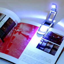 Bright clip on LED Book Light reading Booklight lamp bulb For Kindle ZP