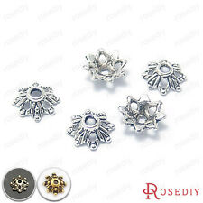 9*3MM Zinc Alloy 9*3MM Beads Caps Jewelry Findings Accessories 4331