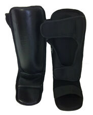Boxing / MMA Shin Instep Guards (New) Free Shipping
