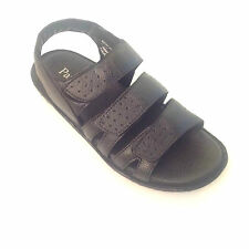 MENS US SIZE 7-11 Handmade LEATHER Lightweight Sandals