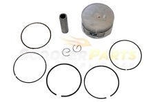72mm Piston Kit w Rings 250cc For Honda Scooter Moped Bike CN250 CF250 Helix