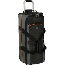 "Large 28"" Wheeled Bag Rolling Duffel Luggage Carryon Duffle Expandable Travel"