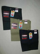 PACK OF 4  HARD WEAR MENS DRILL UTILITY TAB SIDE WORK SHORTS