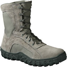 Rocky S2V Mens Sage Green Leather GTX Insulated Tactical Military Boots
