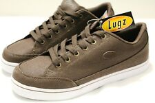 NEW LUGZ BROWN SPARKS  AWESOME  SNEAKERS SHOES SIZE 10