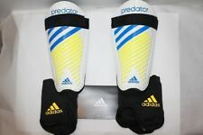 NIB ADIDAS PERFORMANCE PREDATOR CLUB SOCCER SHINGUARD'S SHIN GUARDS SIZE L