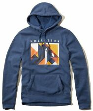 Nwt Hollister By Abercrombie Mens Full Zip and Pullover Hoodie Size M
