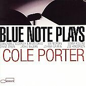 Blue Note Plays Cole Porter [Remaster] by Various Artists (CD, Jun-2006, Blue...