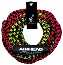 Kwik Tek Ahtr22 Airhead Ahtr-22 Tube Rope 2 Section With Float, 2 Rider