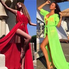 Sexy Women Bathing Suit Swimsuit Bikini Cover Up Swimwear Summer Beach Dress Hot