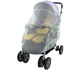 Infants Baby Stroller Pushchair Anti-Insect Mosquito Bug Net Safe Mesh Pram New