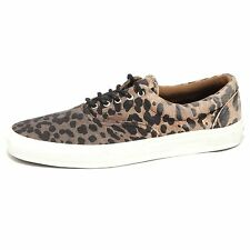 7787P sneaker uomo VANS CALIFORNIA ERA CA animalier shoe men