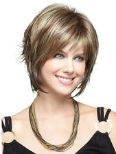 Dynamic Short Straight Synthetic Hair Capless wig 8 Inches Charm Your Heart