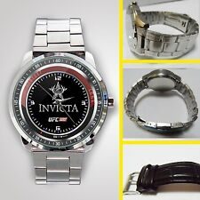Invicta Fighting Championships Logo New Custom Unisex Watches