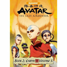 Avatar The Last Airbender - Book 2 Earth, Vol. 3 2007 by Avatar Last - Exlibrary
