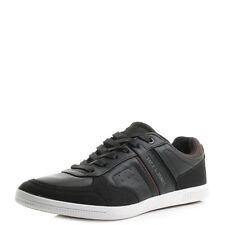Mens Guys Jack Jones Baja Mixed Anthracite Fashion Shoes Trainers Shu Size