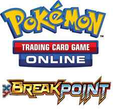 10 ct. XY BREAKpoint Pokemon Online Booster codes New Unused Emailed