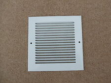 Pressed steel grille, ducting, ventilation accessory, extractor fan