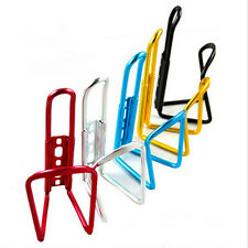 Aluminum Alloy Bike Bicycle Cycling Drink Water Bottle Rack Holder Cage FL