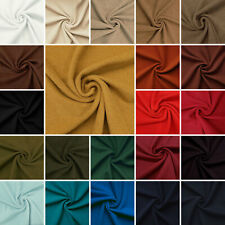 GABY wool fabric - cashmere wool (for jackets, coats, curtains...) by the yard