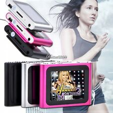 Slim 6th 1.8in LCD Digital MP3/MP4 Video FM Radio Player for 2GB-16GB SD/TF BF9