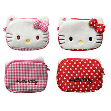 Sanrio Hello Kitty Pouch Cosmetics Makeup Bag Case Multi-function 2Colors