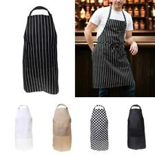 Phenovo New Cute Womens Kitchen Restaurant Bib Cooking Dress Aprons with Pocket