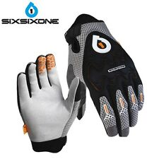 SIXSIXONE EVO MTB GLOVES MOTORCYCLE MOTOCROSS MX  DH Downhill Dirt 661 BICYCLE