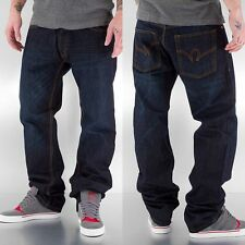 Rocawear Mens Boys Anniversary Loose Fit Star Jeans Is Money G Hip Hop Time Wear