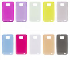 Samsung Galaxy S2 i9100 COVER ULTRA SLIM 0.3MM CASE BUMPER SLIM CASE THIN