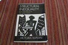 Structural Inequality Black Architects In the US book by Kaplan Textbook