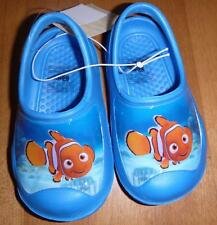 Toddler Girls Boys FINDING DORY NEMO SANDALS Shoes Size 7/8 11/12 Clogs NWT Blue