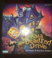 1313 Dead End Drive Game by Parker Brothers - 2002 Edition - 100% COMPLETE