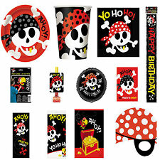 Pirate Party Tableware Decorations Party Supplies Partyware All items here
