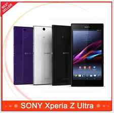 """Sony Xperia Z Ultra XL39H C6802 C6833 Unlocked Original Android 4G LTE 6.4"""" 8MP"""