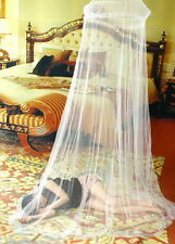 Beautiful round Lace Insect Bed Canopy Netting Curtain Dome Mosquito Net USA