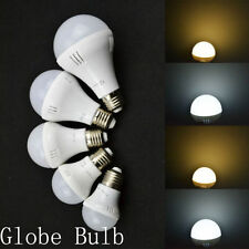 E27 Energy Saving LED Bulb Light Lamp 3/5/7/9/12W Cool Warm White 110V / 220V RF