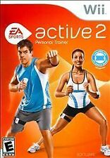 EA Sports Active 2 WII New Nintendo Wii Bundle Personal trainer
