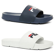 New Fila Heritage Drifter Pool Sliders - flip flops beach shoes sandal
