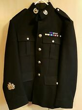 Royal Marines. navy No1  Blues Jacket tunic RM and trousers WO1