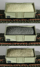 RESIN SAND LOAD FOR MAINLINE OO GAUGE 16T STEEL MINERAL WAGON