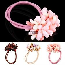 Hair Accessories Mix Colors Elastic Hair Bands Hair Ties Ornaments Decorations