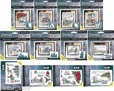 Sheena Douglass Perfect Partners SCENIC WINTER COLLECTION Stamps, Dies & Bundles