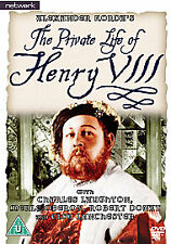 The Private Life Of Henry VIII Alexander Korda Charles Laughton RARE DVD