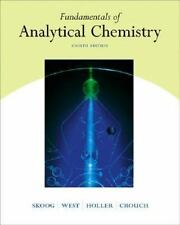 Fundamentals of Analytical Chemistry by Skoog, West, Holler & Crouch, 8th