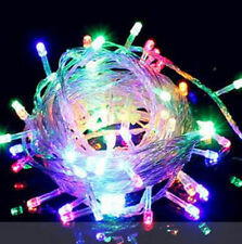 100 LED 10M Fairy String colorful Light Wedding Party Christmas gift Decoration