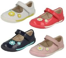 Infant Girls Clarks First Walking Shoes Softly Jam
