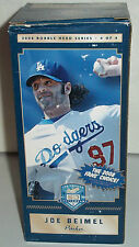 Joe Beimel Bobblehead SGA LA Los Angeles Dodgers Stadium Giveaway New In Box